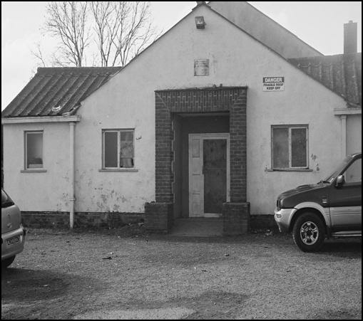 """The """"old"""" Memorial Hall, by Steve Greenslade"""