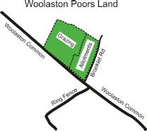 Woolaston Poors Land