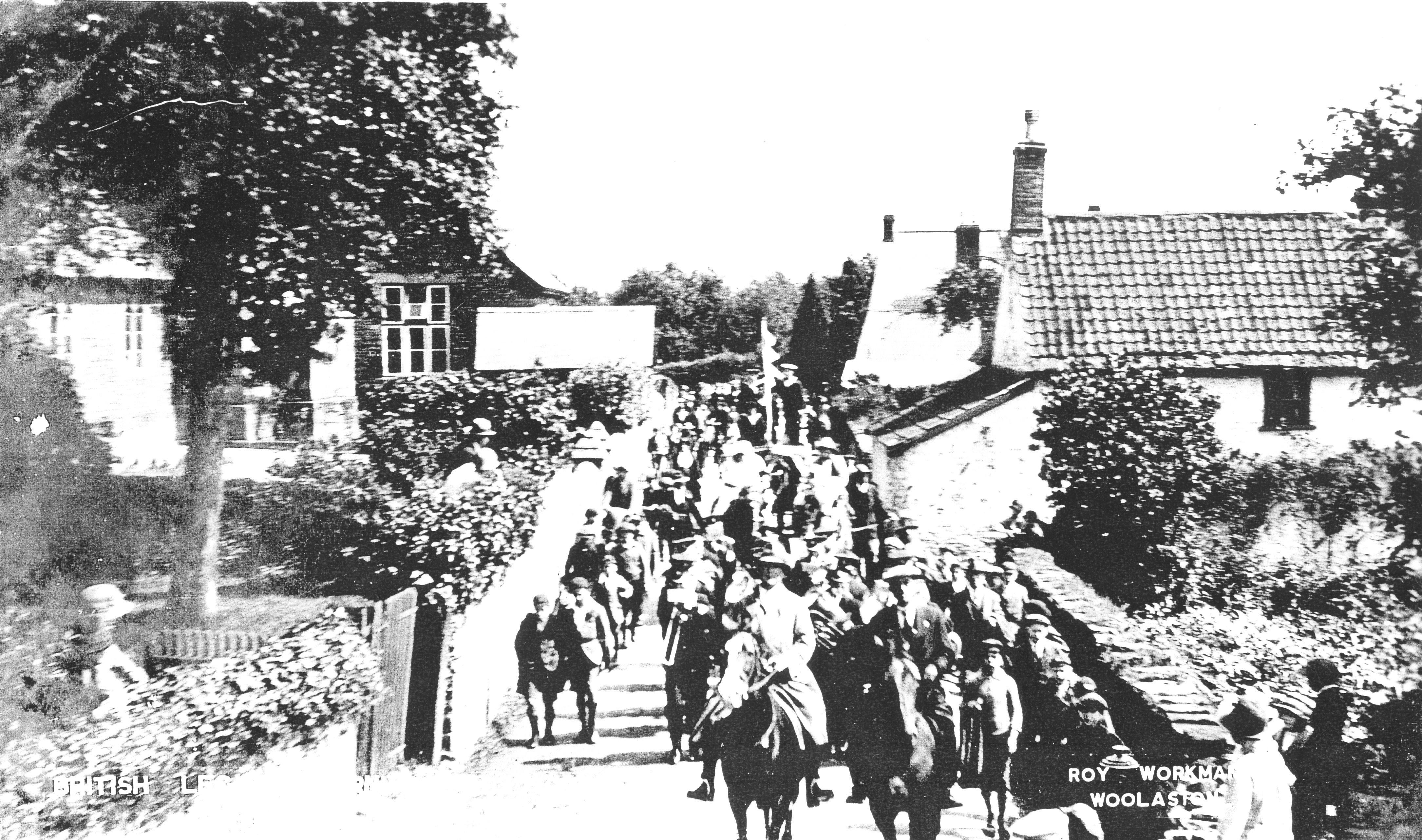 British Legion 30-7-27